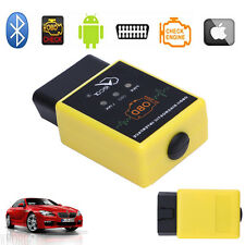ELM327 Bluetooth OBD2 OBDII For Android PC Car Diagnostic Interface Scanner Tool