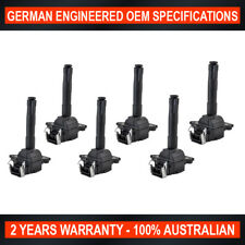 6 x Ignition Coil for Audi A4 S4 RS4 2.7L Turbo A6 Allroad 2.7L T REF IGC188
