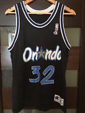 ORLANDO MAGIC #32 ONEAL BASKETBALL JERSEY  RARE VINTAGE NBA