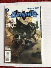 BATWING # 19 FIRST LUKE FOX FIRST PRINT DC COMICS