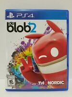De Blob 2: PS4 videogame - NO SCRATCHES - tested + Warranty