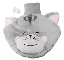 Ava & Friends Poppy Cat Hot Water Bottle BNIP **FREE P&P**