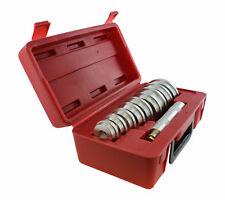 ABN Master Wheel Bearing Race and Seal Bush Driver Set with Carrying Case