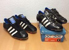 2 pairs Vintage Adidas La Plata 60s 70s football boots