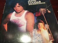 JOHN COUGAR NOTHIN' MATTERS AND WHAT IF IT DID LP RIVA 1980 RVL 7403