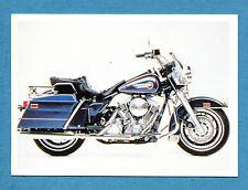 MOTO - Stickline - Figurina-Sticker n. 63 - HARLEY DAVIDSON ELECTRA -New