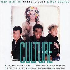 The Best of Culture Club & Boy George by Culture Club (CD, Dec-1997, 2 Discs,...
