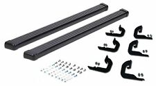 Fit 04-14 Ford F-150 Super Cab Extended Cab Running Boards Side Step Nerf Bar Bl