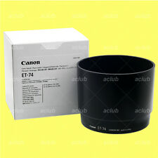 Genuine Canon ET-74 Lens Hood for EF 70-200mm f/4L USM EF 70-200mm f/4L IS USM
