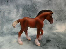 CollectA NIP * Clydesdale Foal - Bay  * 88625 Model Horse Figurine Toy Draft