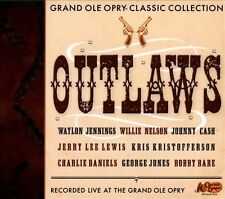 Opry: Outlaws  Audio CD