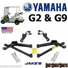 "Yamaha Golf Cart G9 & G2 JAKES 6"" A-Arm Lift Kit #6251 (Free Shipping)"