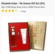elizabeth arden 5th avenue perfume set