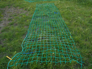 16x 4ft STRONG cargo rope scramble net 4event fun run fitness training obstacle