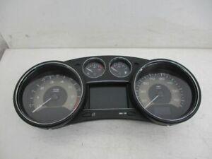 Speedometer Instrument Cluster Mph / Kmh Peugeot RCZ 1.6 16V 9666662180