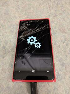 Nokia Lumia 920 - Red (AT&T, 32 GB)