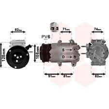 1800K498 Kompressor, Klimaanlage Ford B-MAX Focus Fiesta