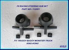 Unbranded RC Model Vehicle Steering Hubs Parts