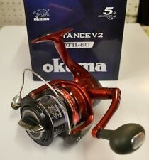 OKUMA  DISTANCE V2 60 BEACH & SURF REEL