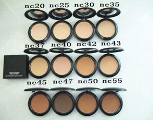 Studio Fix Powder Plus Foundation NC & NW Shades Skin  MAC Cosmetics15g/.52oz