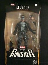 Hasbro Marvel Legends The Punisher 6 In Action Figure