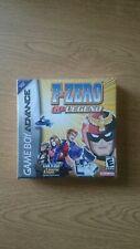 F-zero Gp legend gameboy advance