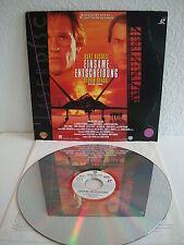 Einsame Entscheidung Seagal, Russell  | Laserdisc PAL Deutsch | LD: Fast wie Neu
