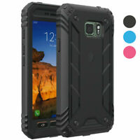 Poetic For Galaxy S7 Active Hard Case,Dual Layer Shockproof Protective Cover