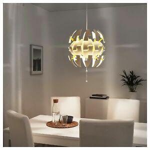 "IKEA PS 2014 MODERN PENDANT LAMP WHITE,YELLOW COLOR 14 """