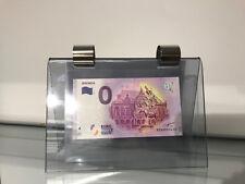 0 Euro Souvenir Schein Banknote Bremen Rathaus & Stadtmusikanten + Klapprahmen