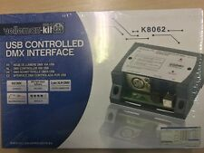 Velleman KIT  - K8062 - USB Controlled DMX interface