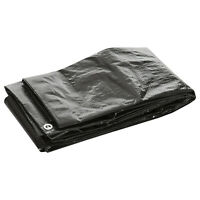 Trespass Tarpaulin Water Resistant Hiking Ground Sheet Cover