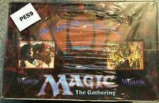 MTG - Factory sealed English Fourth (4th) Edition booster box