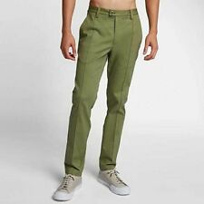 NIKE NIKELAB x RF ROGER FEDERER CASUAL TROUSERS PANTS PALM GREEN 920457 387 sz M