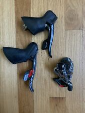 Sram Red 10 Speed Shifters And Derailleur