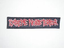 EXTREME NOISE TERROR EMBROIDERED PATCH
