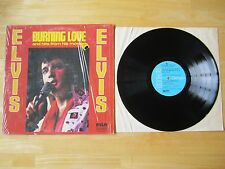 Elvis LP, Burning Love and Hits From His Movies Volume 2, shrink wrap RCA/Camden