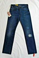 LEVI'S 501 XX LVC 1947 Big E Button Fly Selvedge Denim Jeans - W28 L32 BNWT