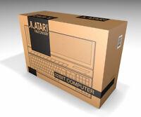 Caja vacia Atari Falcon 030 marrón | Empty box Atari Falcon 030 brown