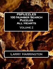 PSPUZZLES 100 Number Search Puzzles All Hearts: PSPUZZLES 100 Number Search...