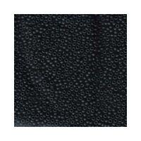 Miyuki Seed Beads 11/0 Matte Opaque Black 11-401F Glass 23g Round Size 11
