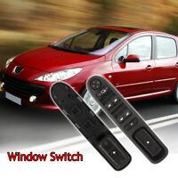 Commande Lève-Vitre Interrupteur Commutateur Electrique Pour Peugeot 307 CC BR