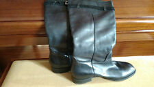 Ladies Rockport Boots Black 41 leather
