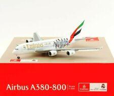 "Herpa 529242 - 1:500: Emirates Airbus A380 ""Real Madrid"" - NEU + OVP"