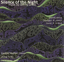 Silence of the Night: Music By Jeffrey Lewis  CD NEUF