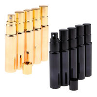 10pcs Empty Bottles Travel Refillable Perfume Spray Bottle Pump Container