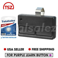 For Garage Door Gate Remote Opener Control Clicker for Liftmaster 372LM 315Mhz