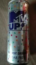 1 Volle Energy drink Dose MTV Up Musik Charts Can 250ml Full Viva Sender Zero