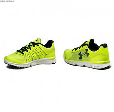 Under Armour Boys' Micro G® Speed Swift Running Shoes UK 13.5 yellow 1266303