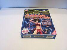 """Bubblegum Crisis"" Knight Sabers Collector's Suite AnimEigo x3 DVDs in Box"